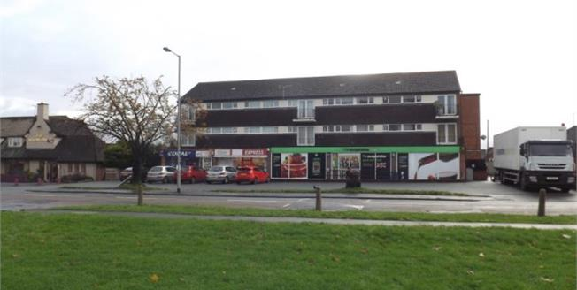 Offers in the region of £55,000, 1 Bedroom Upper Floor Flat For Sale in Stafford, ST16