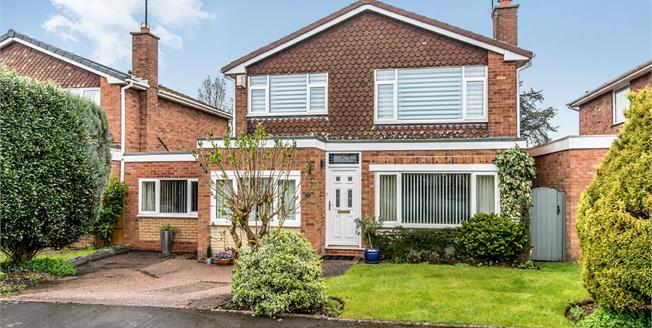 Offers in the region of £240,000, 4 Bedroom Detached House For Sale in Weston, ST18