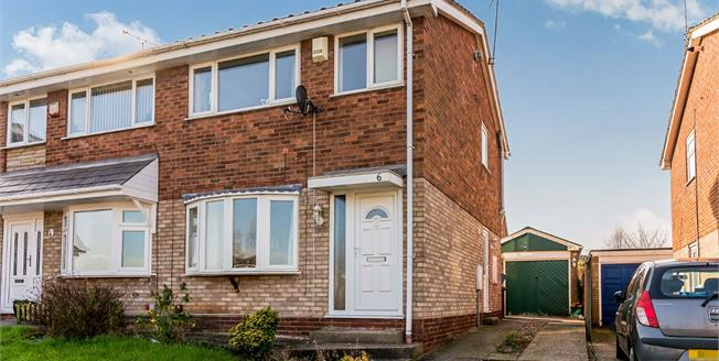 Offers in the region of £139,950, 3 Bedroom Semi Detached House For Sale in Stafford, ST17