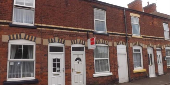Offers in excess of £100,000, 2 Bedroom Terraced House For Sale in Stafford, ST16