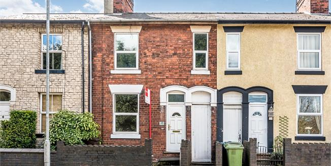 Offers in the region of £120,000, 3 Bedroom Terraced House For Sale in Stafford, ST16