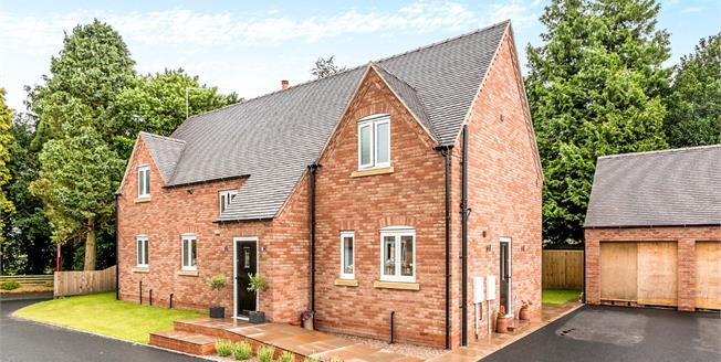Offers Over £500,000, 4 Bedroom Detached House For Sale in Weston, ST18