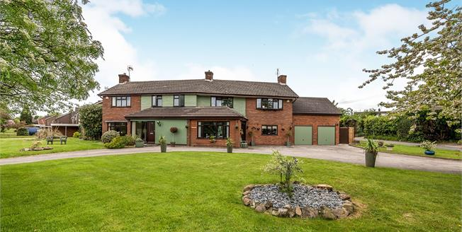 Offers in the region of £700,000, 7 Bedroom Detached House For Sale in Acton Trussell, ST17