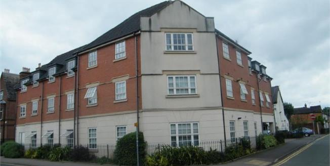 Offers in the region of £135,000, 2 Bedroom Upper Floor Flat For Sale in Stafford, ST16