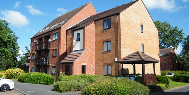 Offers Over £80,000, 1 Bedroom Upper Floor Flat For Sale in Stafford, ST16