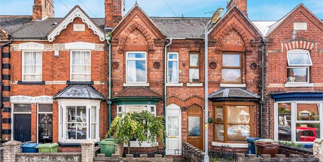 Offers Over £115,000, 2 Bedroom Terraced House For Sale in Stafford, ST16