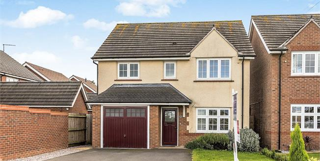 Offers in the region of £220,000, 4 Bedroom Detached House For Sale in Stafford, ST16
