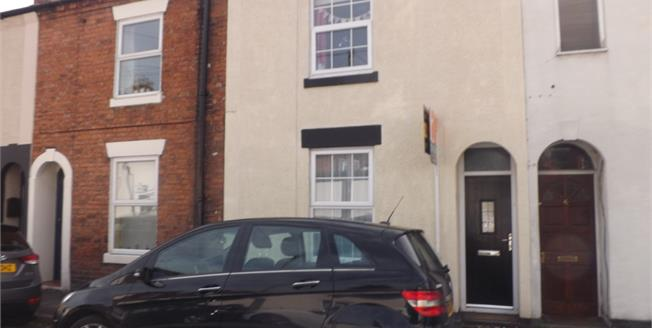 Offers in the region of £115,000, 2 Bedroom Terraced House For Sale in Stafford, ST16