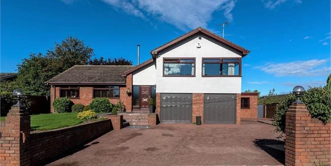 Offers in the region of £600,000, 4 Bedroom Detached House For Sale in Bednall, ST17