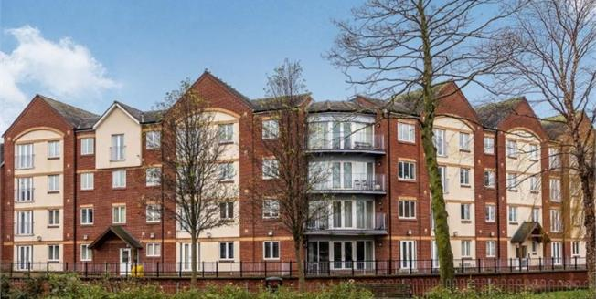 Offers in the region of £110,000, 2 Bedroom Upper Floor Flat For Sale in Stafford, ST16