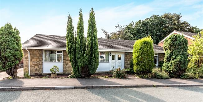 Offers in the region of £250,000, 3 Bedroom Detached Bungalow For Sale in Little Haywood, ST18