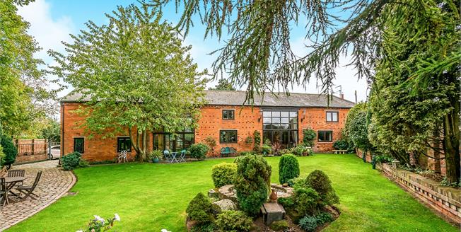 Offers in the region of £550,000, 3 Bedroom Semi Detached House For Sale in Penkridge, ST19