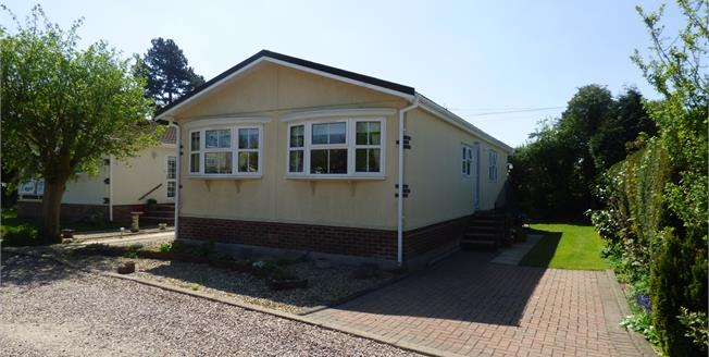 Offers Over £150,000, 2 Bedroom Mobile Home For Sale in Newport, TF10