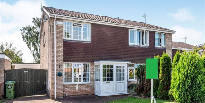 Offers in the region of £175,000, 3 Bedroom Semi Detached House For Sale in Stafford, ST17