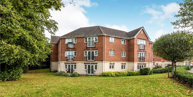 Offers in the region of £120,000, 2 Bedroom Flat For Sale in Stafford, ST17