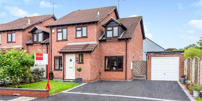 Offers in the region of £325,000, 4 Bedroom Detached House For Sale in Weston, ST18