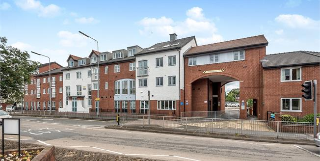 Offers in the region of £85,000, 1 Bedroom Flat For Sale in Stafford, ST17
