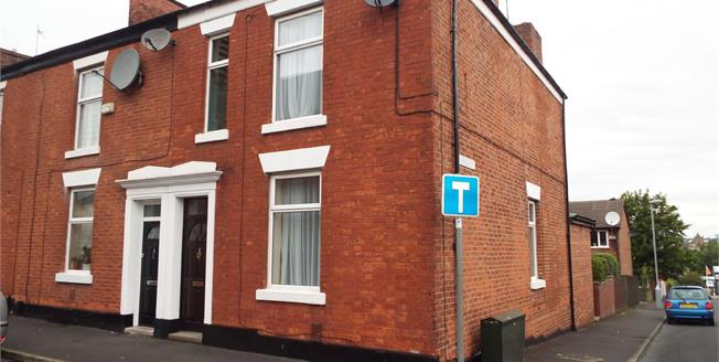 Asking Price £120,000, 3 Bedroom End of Terrace House For Sale in Dukinfield, SK16