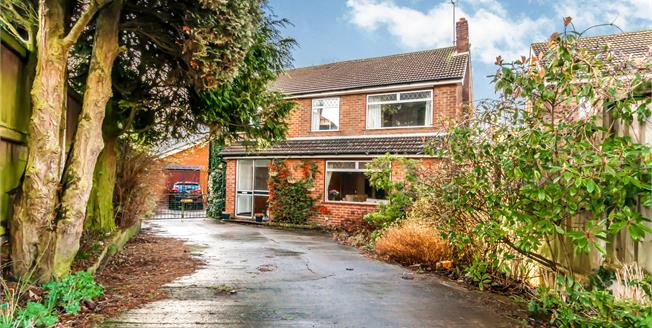 Offers Over £285,000, 5 Bedroom Detached House For Sale in Hadfield, SK13