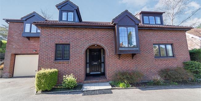 Asking Price £475,000, 5 Bedroom Detached House For Sale in Stalybridge, SK15