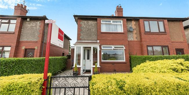 Asking Price £150,000, 3 Bedroom Semi Detached House For Sale in Dukinfield, SK16