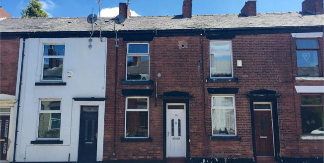 Asking Price £89,995, 2 Bedroom Terraced House For Sale in Dukinfield, SK16