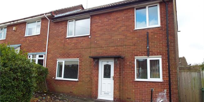 Offers Over £100,000, 3 Bedroom Semi Detached House For Sale in Stalybridge, SK15