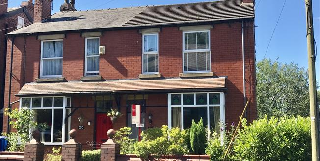 Offers Over £230,000, 4 Bedroom Semi Detached House For Sale in Matley, SK15