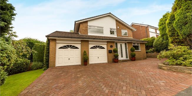 Asking Price £540,000, 4 Bedroom Detached House For Sale in Stalybridge, SK15