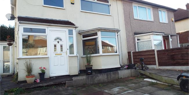 Asking Price £110,000, 3 Bedroom Semi Detached House For Sale in Dukinfield, SK16