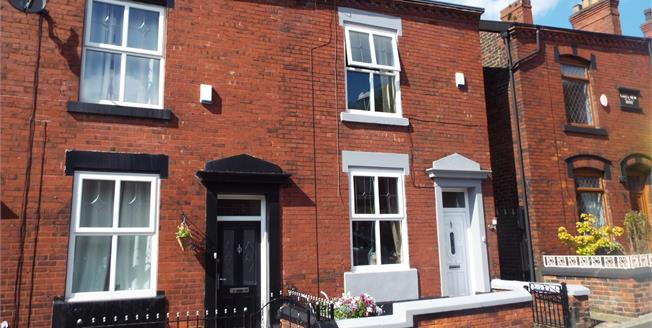 Offers Over £125,000, 2 Bedroom End of Terrace House For Sale in Dukinfield, SK16