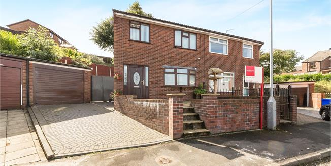 Price on Application, 3 Bedroom Semi Detached House For Sale in Stalybridge, SK15