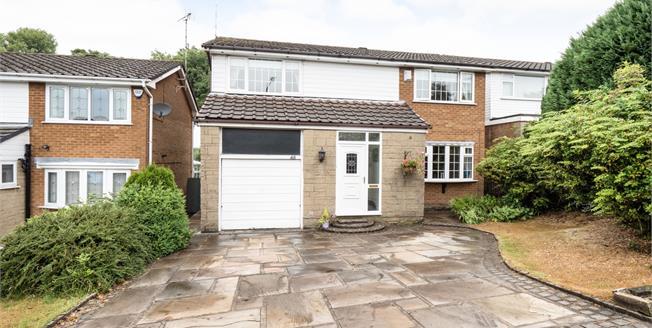 Asking Price £310,000, 4 Bedroom Detached House For Sale in Stalybridge, SK15