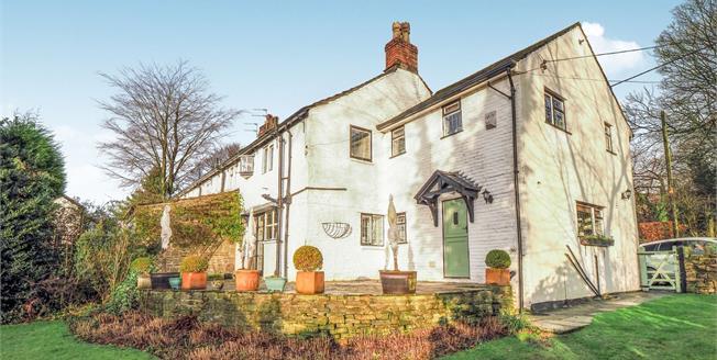 Asking Price £350,000, 3 Bedroom End of Terrace Cottage For Sale in Stalybridge, SK15
