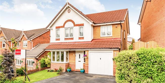 Offers in the region of £300,000, 4 Bedroom Detached House For Sale in Stalybridge, SK15