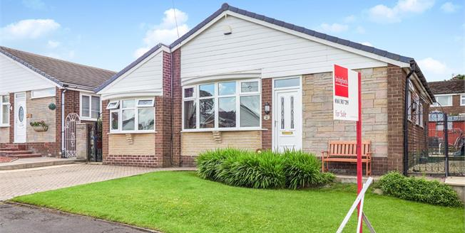 Offers Over £270,000, 3 Bedroom Detached Bungalow For Sale in Dukinfield, SK16
