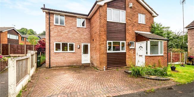 Asking Price £280,000, 4 Bedroom Detached House For Sale in Mottram, SK14