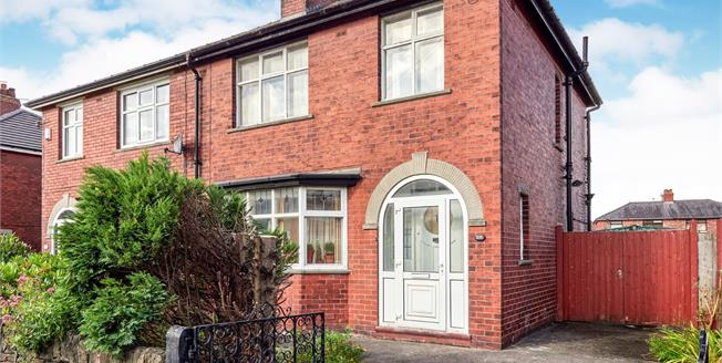 Offers in the region of £140,000, 3 Bedroom Semi Detached House For Sale in Dukinfield, SK16
