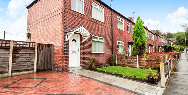 Asking Price £160,000, 3 Bedroom Semi Detached House For Sale in Dukinfield, SK16