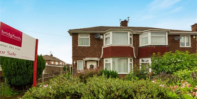 Offers Over £150,000, 3 Bedroom Semi Detached House For Sale in Swinton, M27