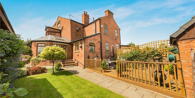 Offers in the region of £480,000, 4 Bedroom Semi Detached For Sale in Manchester, BL4