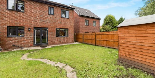 Offers in the region of £270,000, 4 Bedroom For Sale in Salford, M7