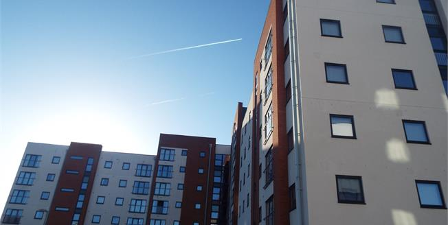 Asking Price £105,000, 2 Bedroom Flat For Sale in Salford, M50