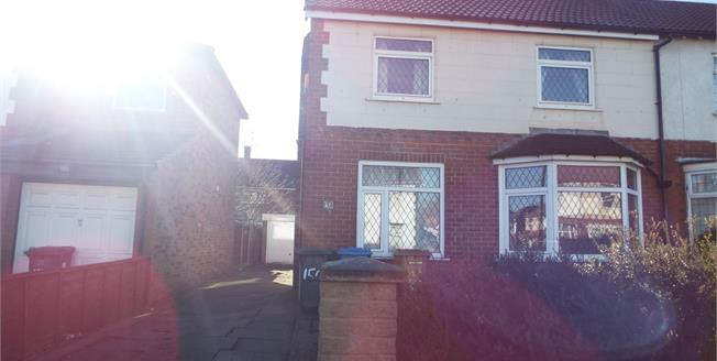 Guide Price £119,950, 2 Bedroom Semi Detached House For Sale in Swinton, M27