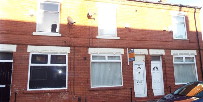 Guide Price £120,000, 2 Bedroom Terraced House For Sale in Salford, M6