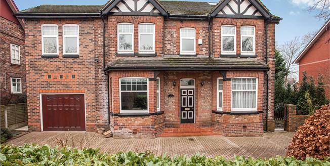 Offers in the region of £720,000, 5 Bedroom Detached House For Sale in Eccles, M30
