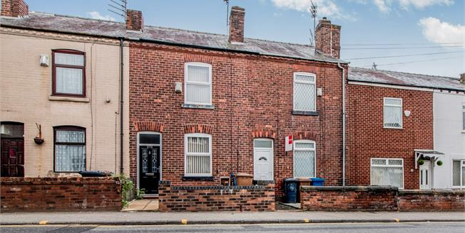 Offers Over £95,000, 2 Bedroom Terraced House For Sale in Swinton, M27