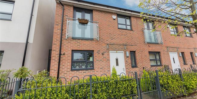 Offers Over £175,000, 3 Bedroom Semi Detached House For Sale in Salford, M7