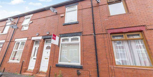 Offers in the region of £85,000, 2 Bedroom Terraced House For Sale in Salford, M6