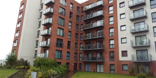 Asking Price £110,000, 2 Bedroom Flat For Sale in Salford, M7